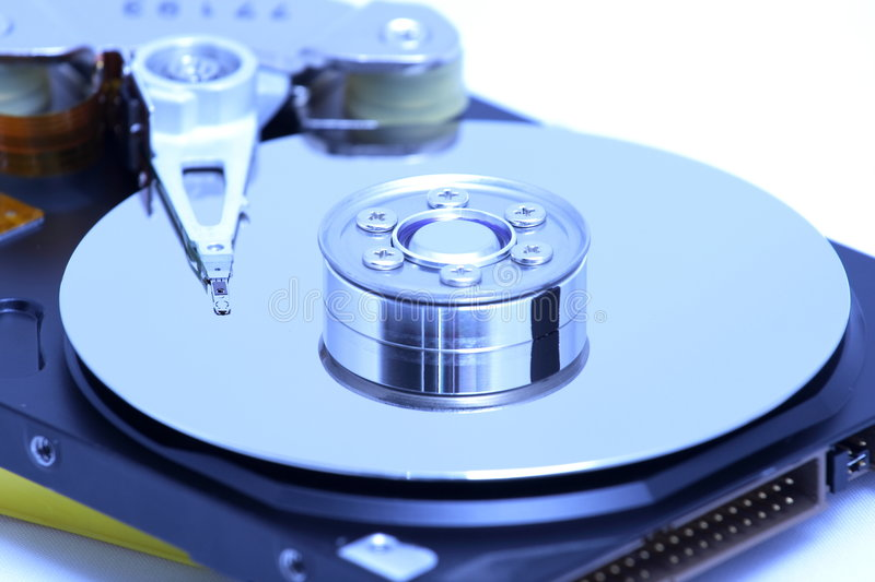 Download Hard disk detail stock photo. Image of byte, disk, business - 3928984