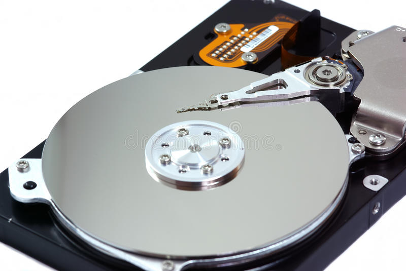 Download Hard disk drive stock image. Image of circular, clean - 17796657