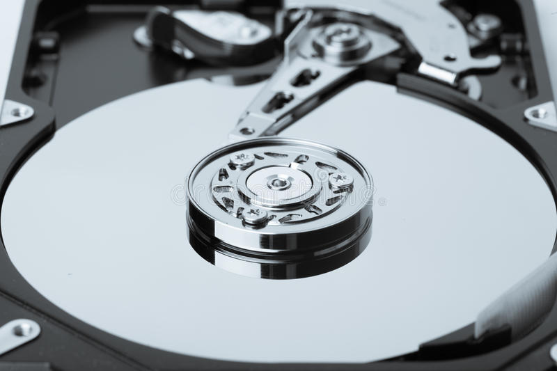Download Hard disk drive stock photo. Image of object, recover - 25182514