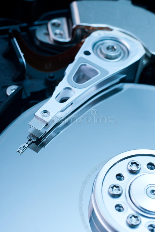 Download Hard disk drive stock image. Image of platter, memory - 26365743
