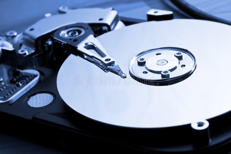 Download Hard Disk Drive stock photo. Image of macro, data, disks - 28459596