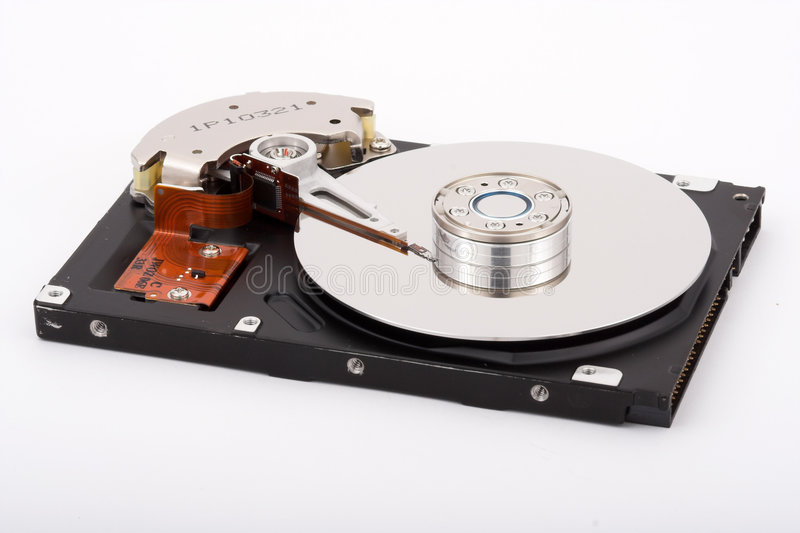 Download Hard disk drive stock image. Image of drive, memory, platter - 501133