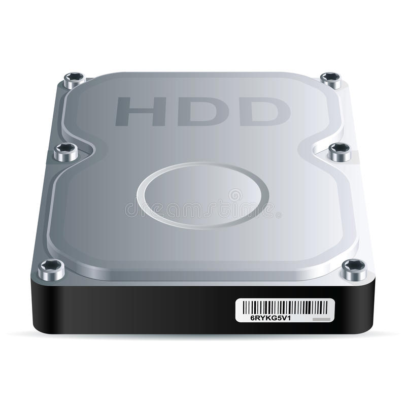 Free Hard Disk Drive (HDD) Stock Photography - 19100382