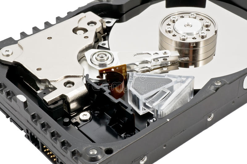 Hard Disk Drive HDD Royalty Free Stock Images