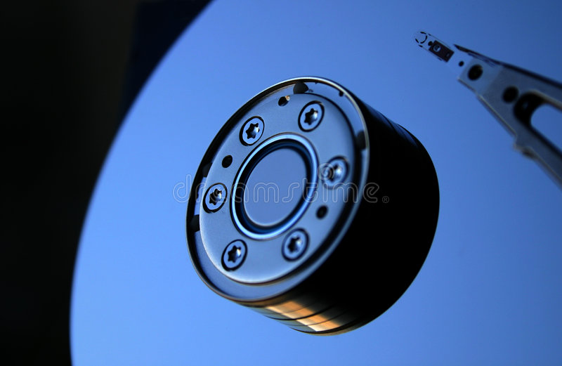 Download Hard Disk Drive VI stock photo. Image of datas, desktop, makro - 7876