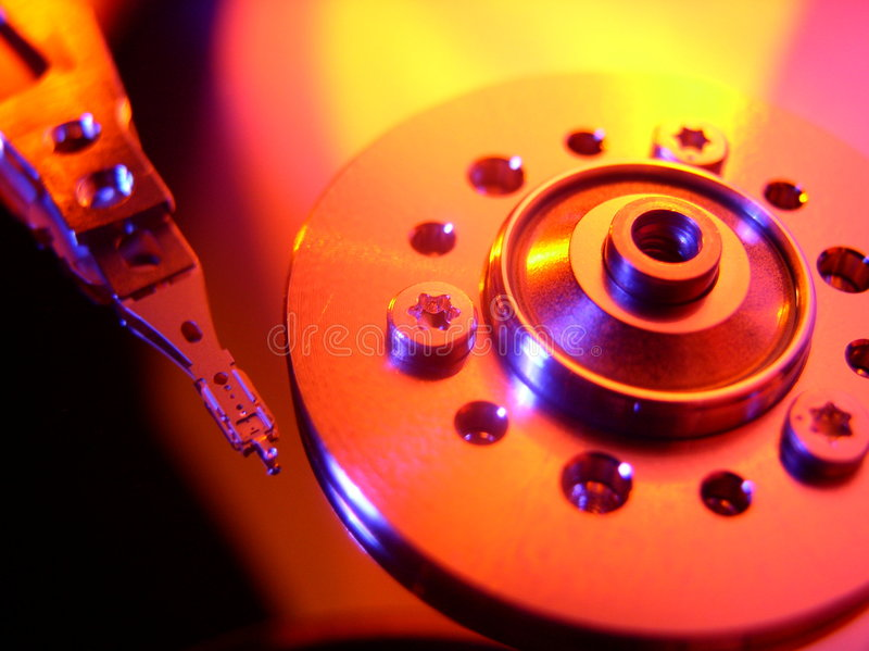 Download Hard Drive stock photo. Image of platter, computers, drive - 4032