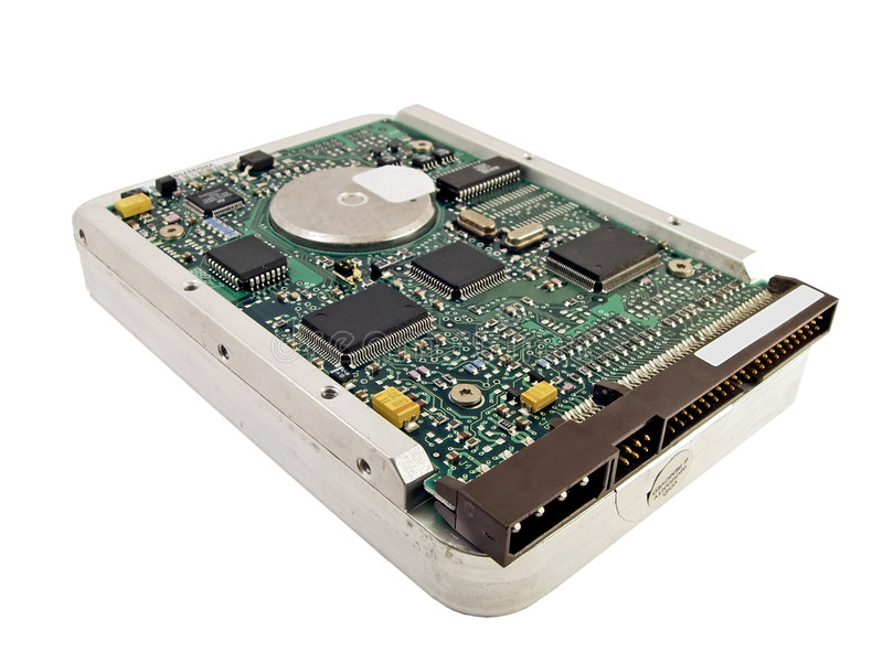Download Hard Drive 1 stock image. Image of circuit, chip, complicated - 473777
