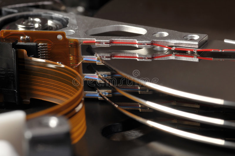 Download Hard drive stock image. Image of steel, protect, information - 5989089