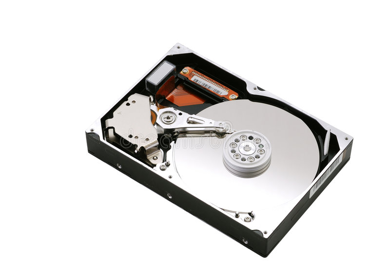 Download Hard drive stock image. Image of electronic, magnetic - 7991435