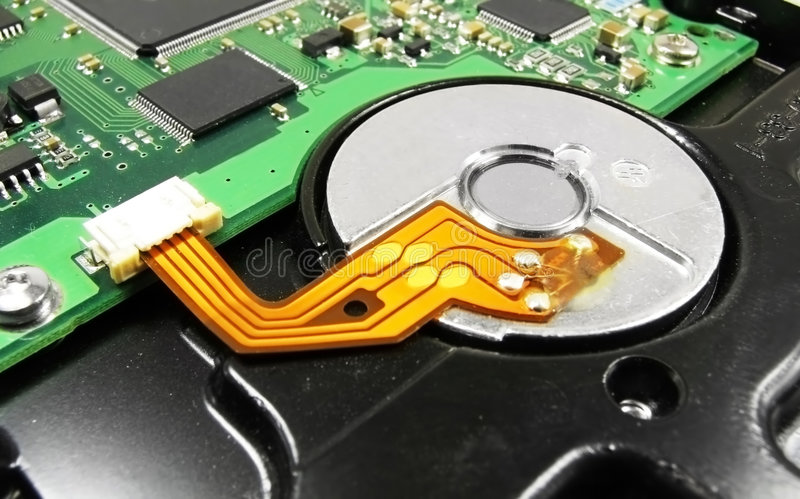 Download Hard drive circuit 3 stock image. Image of board, electronic - 5549875