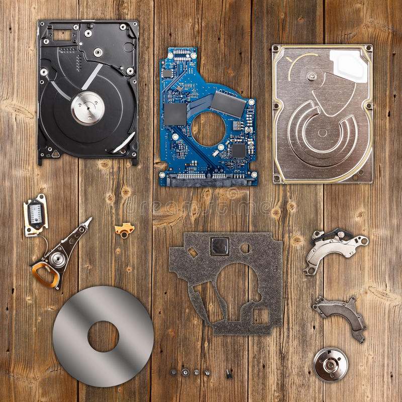 Download Hard drive stock photo. Image of concept, data, head - 33349678