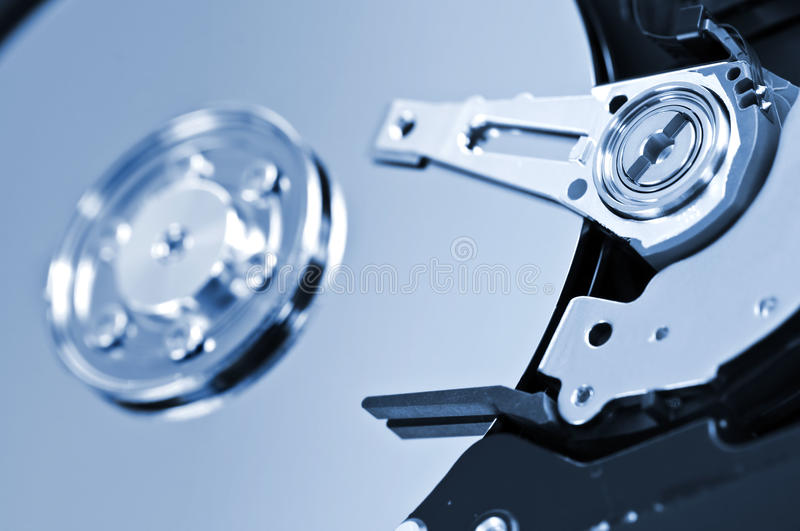 Download Hard drive detail stock photo. Image of close, component - 10351060