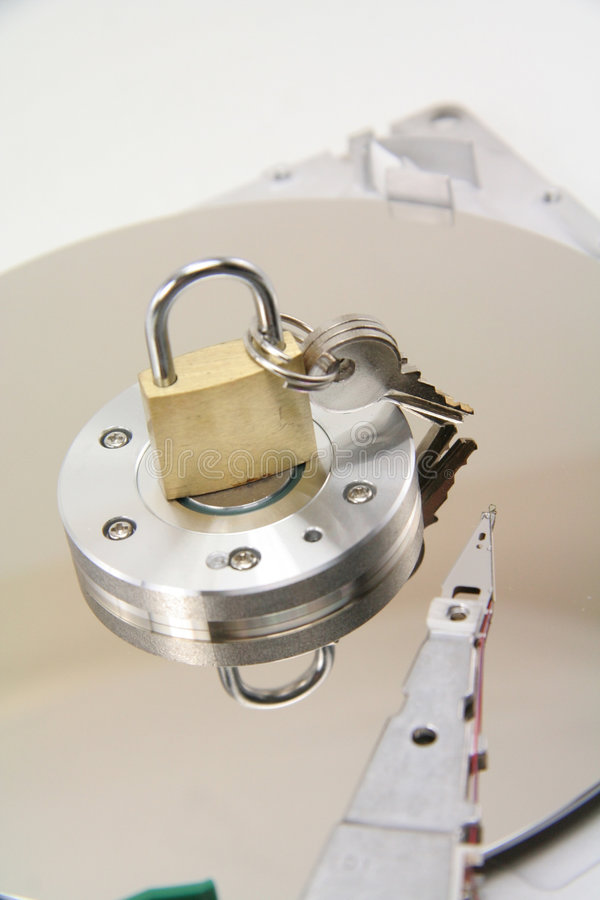 Free Hard Drive Details And Lock Stock Images - 629694