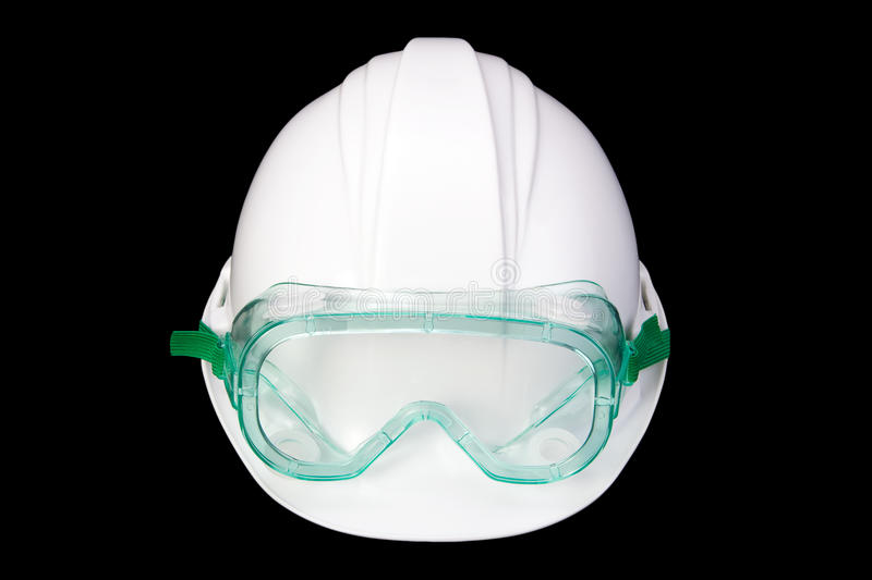 Download Hard Hat And Googles Stock Image - Image: 11231771