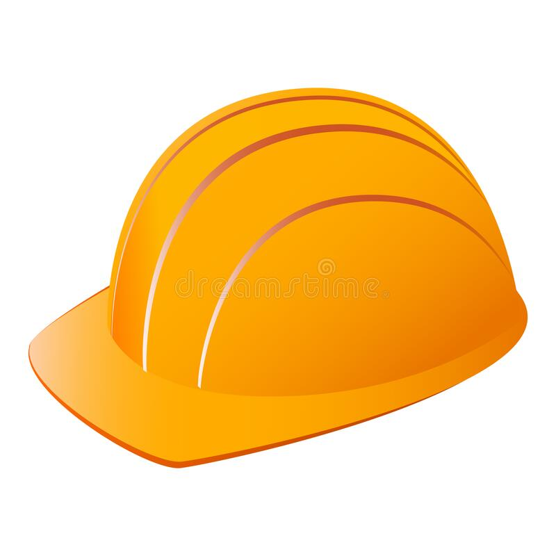 Free Hard Hat Helmet . Safety Construction Worker Hard Hat. Teamwork Of The Construction Team Must Have Quality Stock Images - 216004754