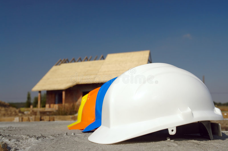 Download Hard Hats Stock Photo - Image: 7875770