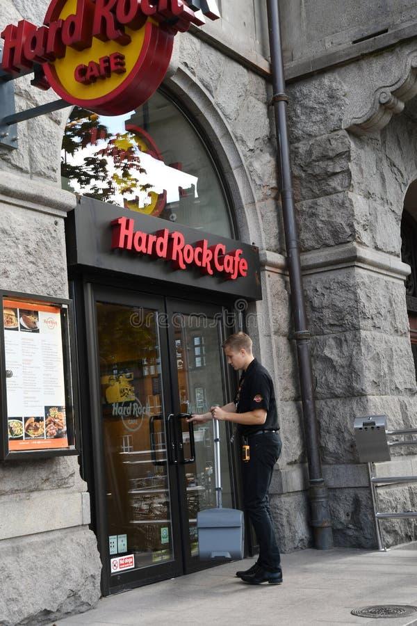 Hard Rock Cafe fotos de archivo