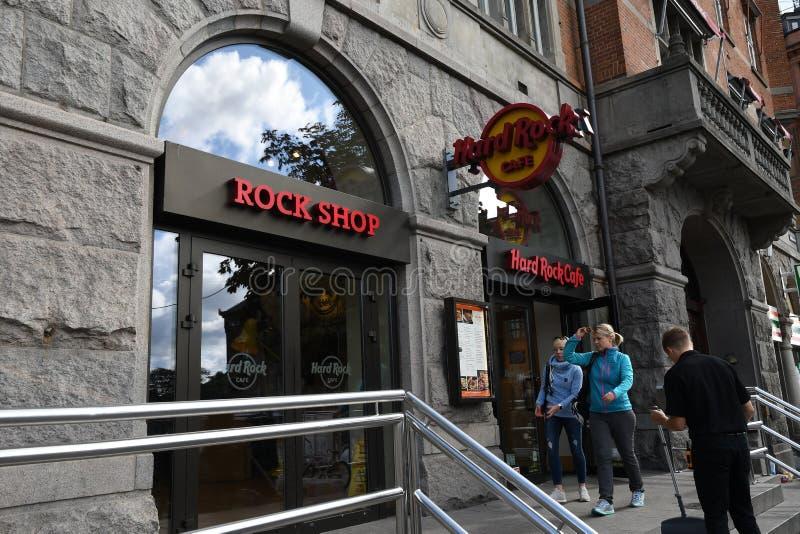 Hard Rock Cafe imágenes de archivo libres de regalías