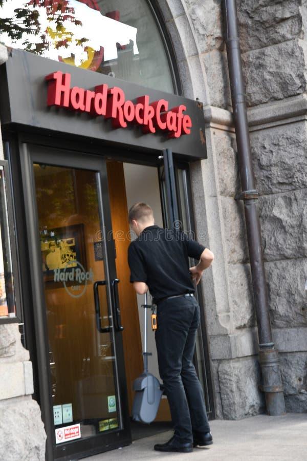 Hard Rock Cafe foto de archivo