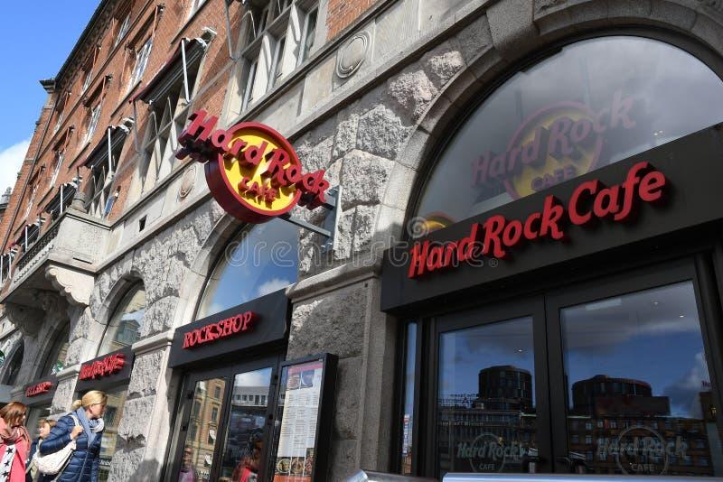 Hard Rock Cafe imagen de archivo
