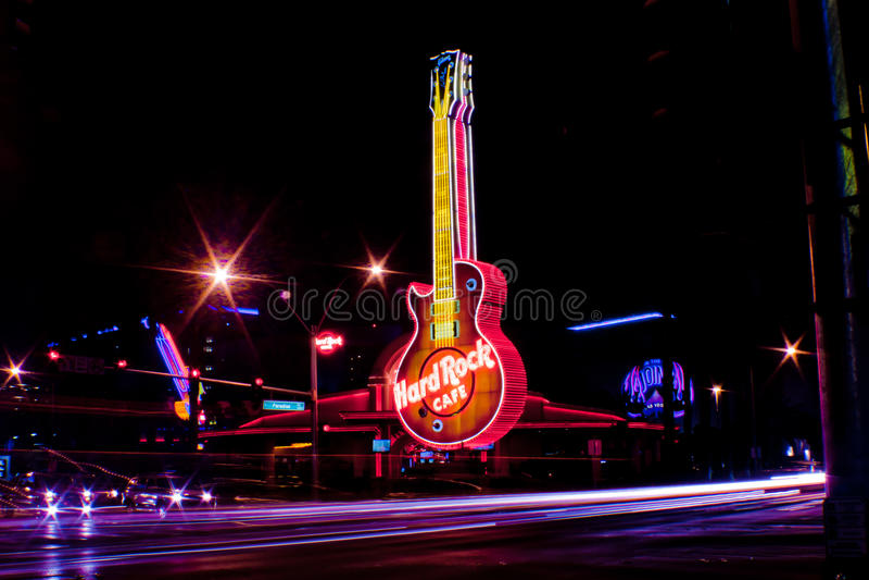 Hard Rock Cafe imagenes de archivo