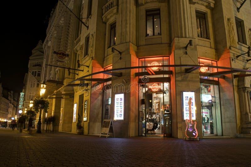 Hard Rock Cafe image stock