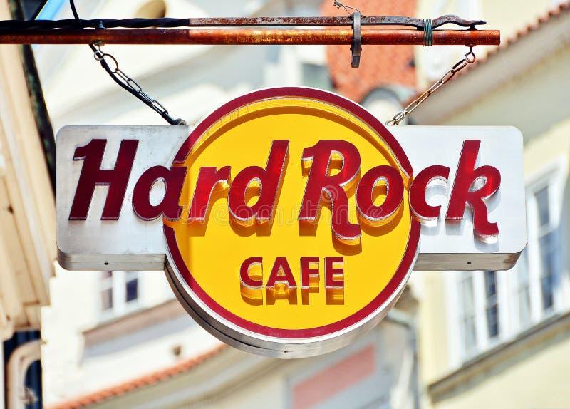 Hard Rock Cafe photo stock