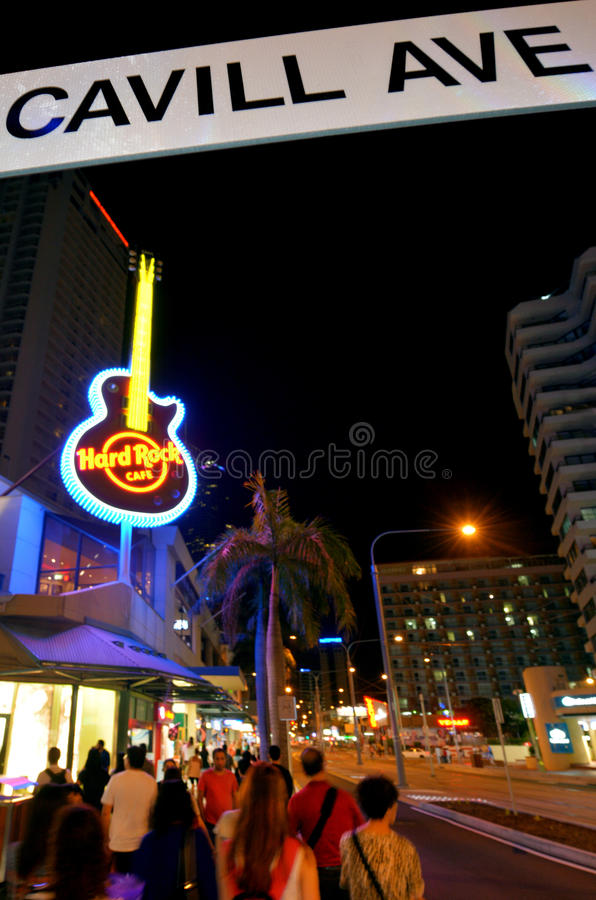 Perth Hard Rock Cafe