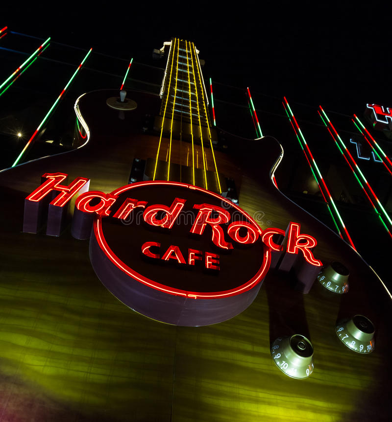 Hard Rock Cafe Las Vegas Food Prices
