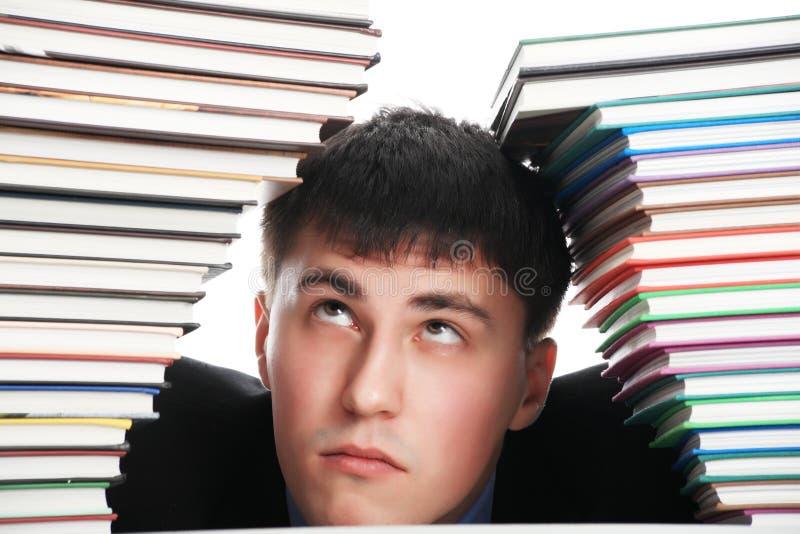 Hard studies stock photos