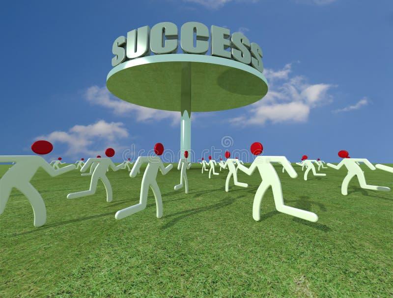 Hard succes