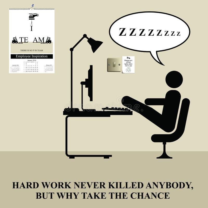 Hard Work Stock Image