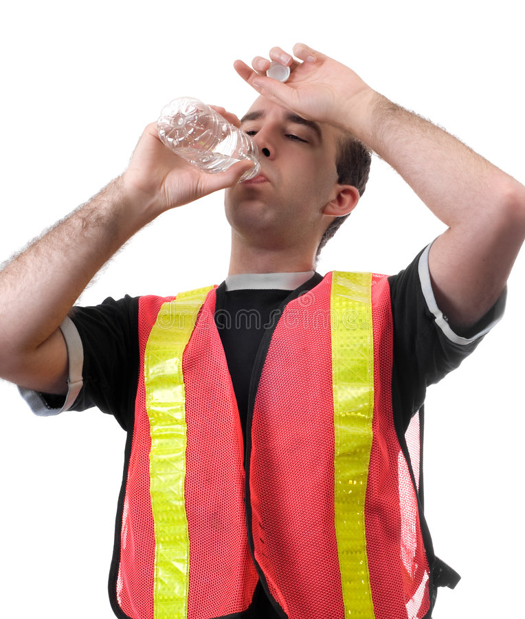 Hard Worker Stock Photography
