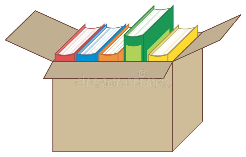 Hardback Books in a Box