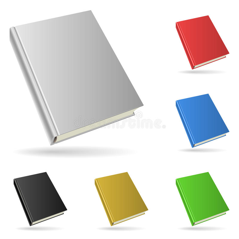 Hardcover Book Royalty Free Stock Photo