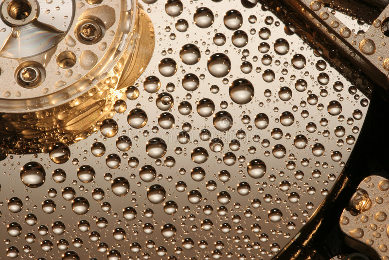 harddisk стоковая фотография rf