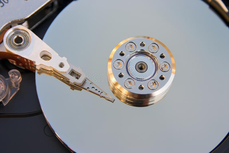 Harddisk royalty free stock photos