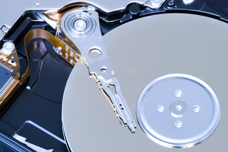 Download Harddisk Component stock image. Image of magnetic, megabyte - 5047861