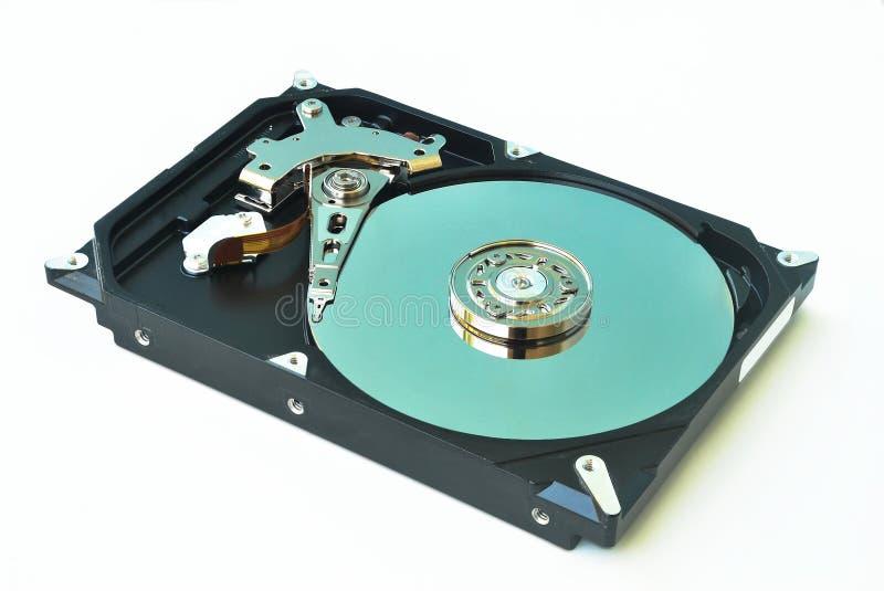 Harddisk komputer osobisty Z ścinek ścieżką fotografia royalty free