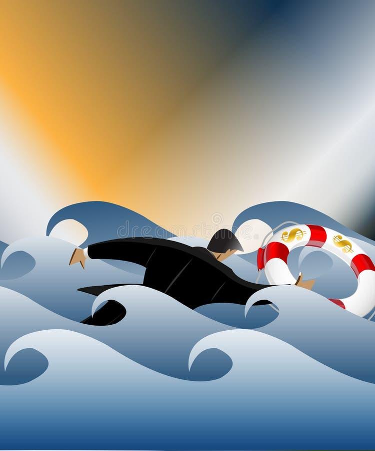Harde Zaken 04 vector illustratie