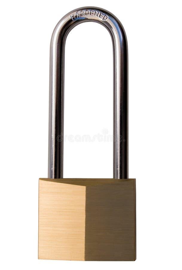 Hardened Lock royalty free stock photos