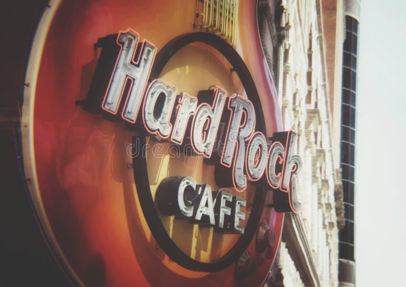 Hardrock stockbild