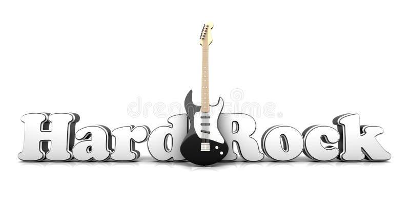 Download Hardrock иллюстрация штока. иллюстрации насчитывающей тип - 40584822
