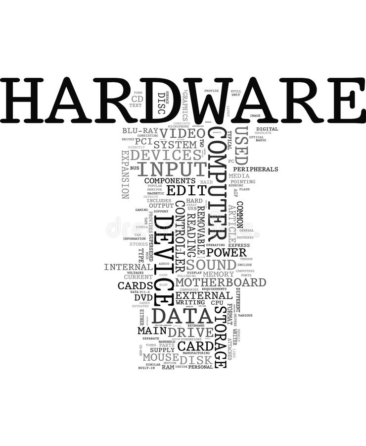 Hardware Royalty Free Stock Photo
