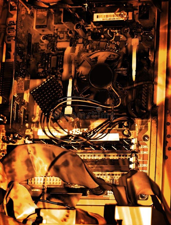 Hardware royalty-vrije stock afbeelding
