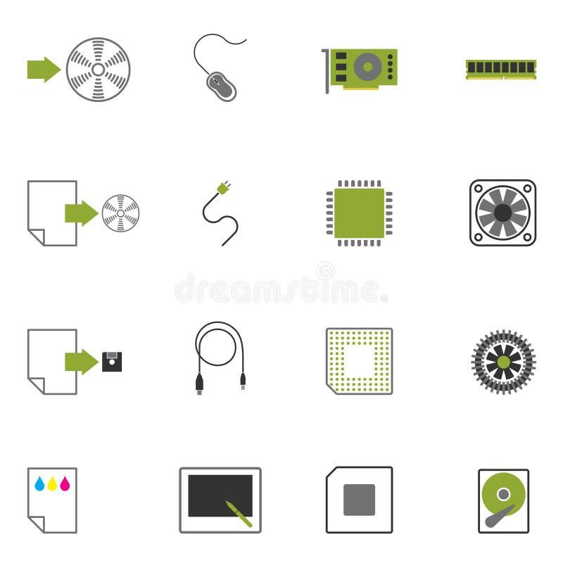 Hardware illustrazione di stock