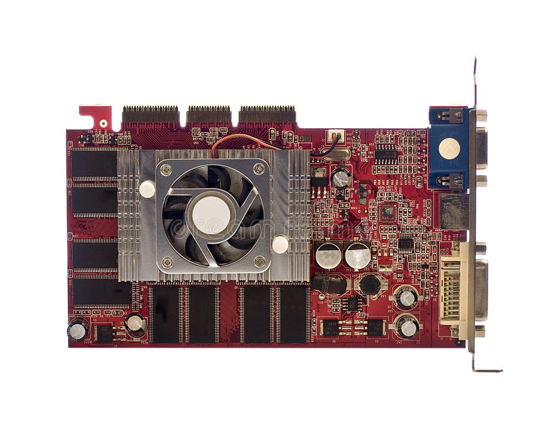 Hardware Card royalty free stock images