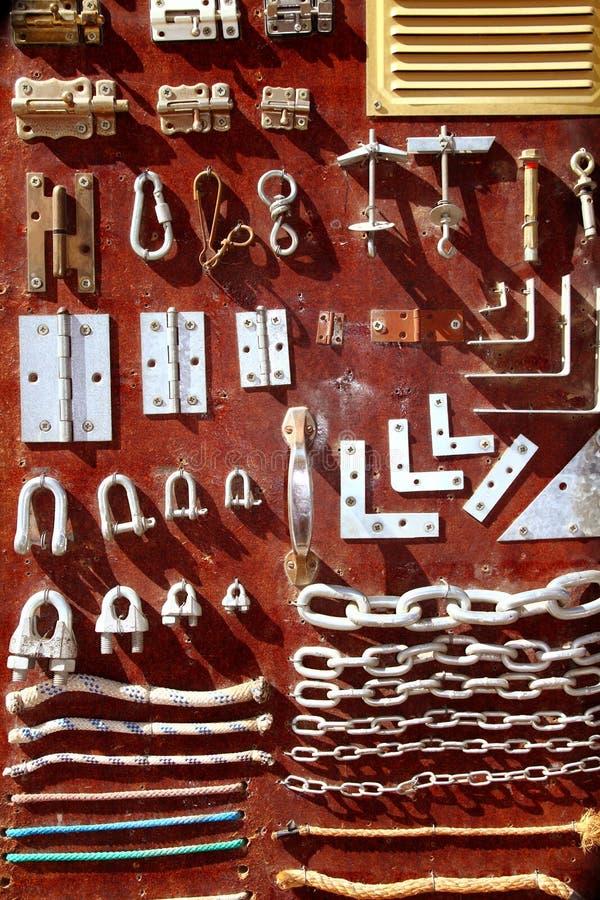 Download Hardware Equipment Vintage Wood Display Stock Image - Image: 17308885
