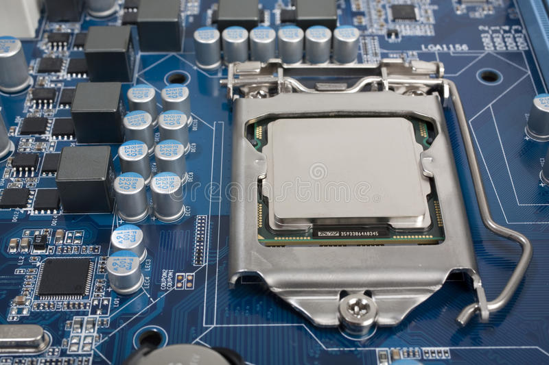 Download Hardware macro stock photo. Image of microchip, electronic - 13983794