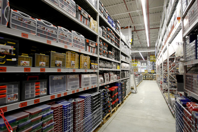 Download Hardware Store Interior Editorial Photography - Image: 19449767